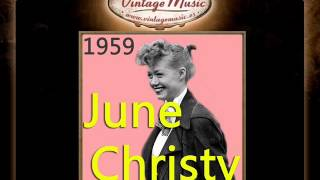 June Christy -- Across the Alley from the Alamo
