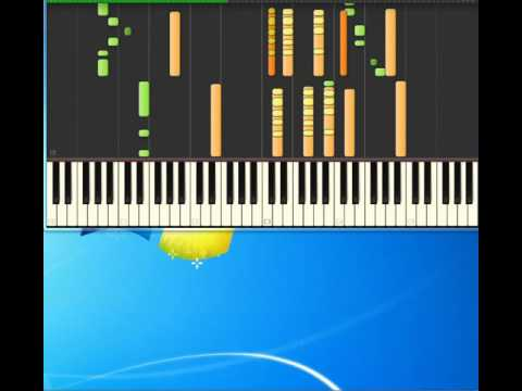 Lovin' Spoonful   Summer In The City [Piano tutorial by Synthesia]