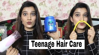 Teenage Hair Care Routine | DOs & Don'ts | Super Style Tips