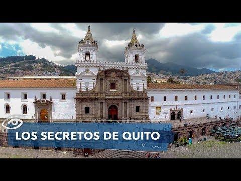 Los secretos de Quito - Día a Día - Teleamazonas