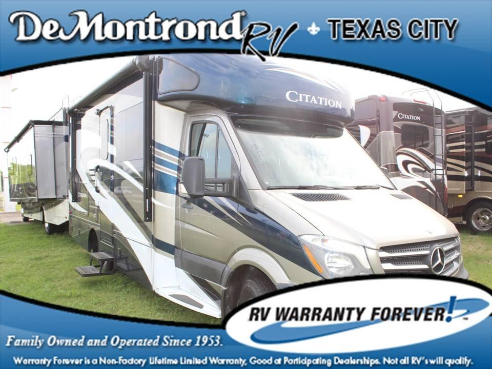 2015 Thor Citation - DeMontrond Rv in Texas City - Class B Motor Home