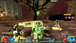 Hellgate Global Resurrection Gameplay - MMO HD TV