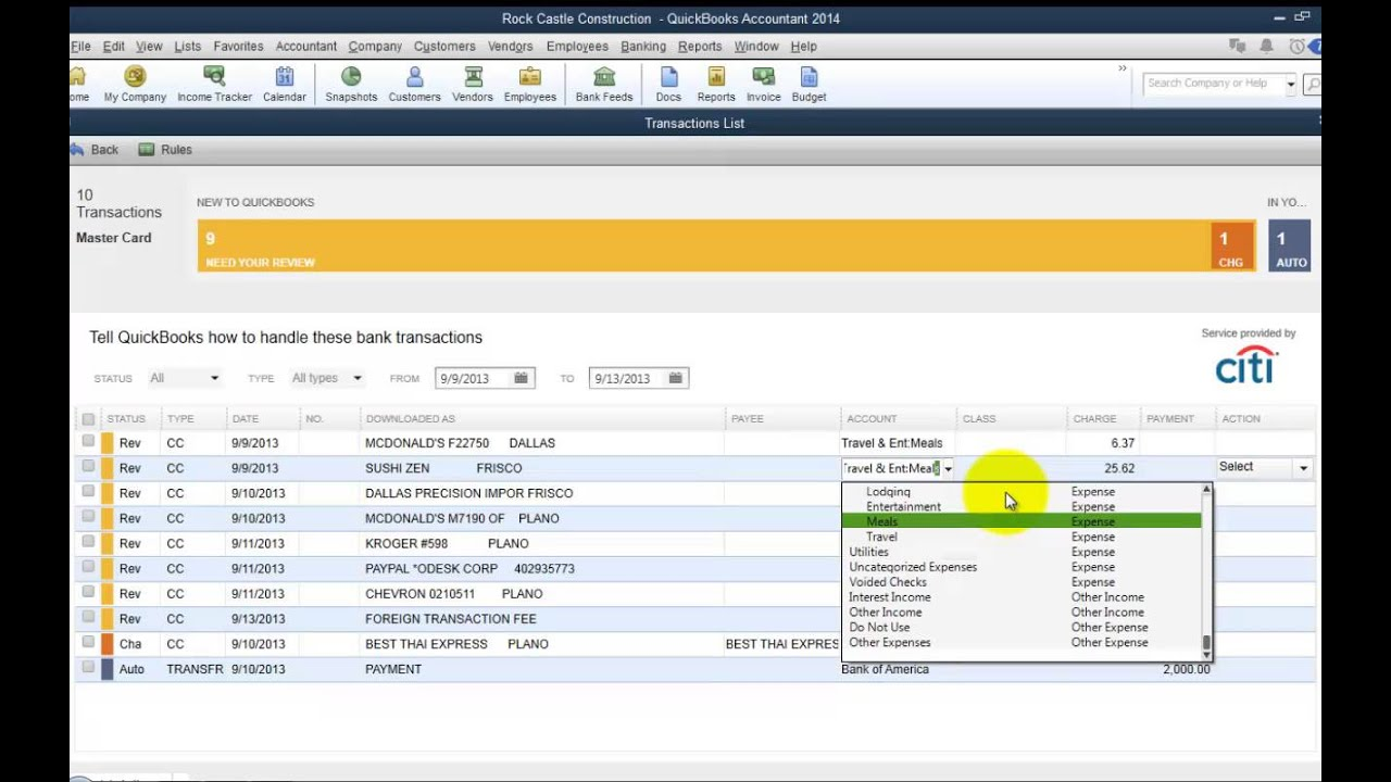 How to Set Up and Manage Bank Feeds in QuickBooks | Expert