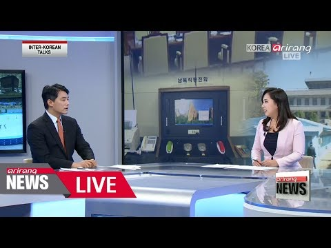 [LIVE/ARIRANG NEWS] North Korea accepts South Korea's proposal for talks - 2018.01.08