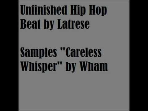 Wham - Careless Whisper (Demonstration of Sampling in Hip Hop Beat)