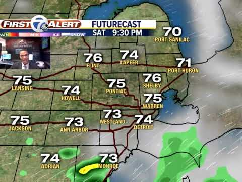Memorial Day weekend weather: Some things to know for Detroit ...