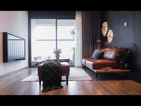 Thiết kế - Thi công nội thất chung cư tại Gamuda Garden 3 PN - 93m2 | DSD