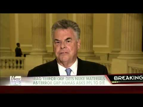 Iraq Rebels Seize Nuclear Material: Rep. King Discusses Threat To U.S. Amid Mideast Terror