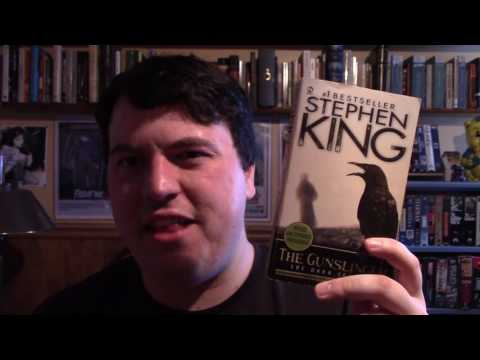 The Dark Tower 1: The Gunslinger by Stephen King(Book Review)