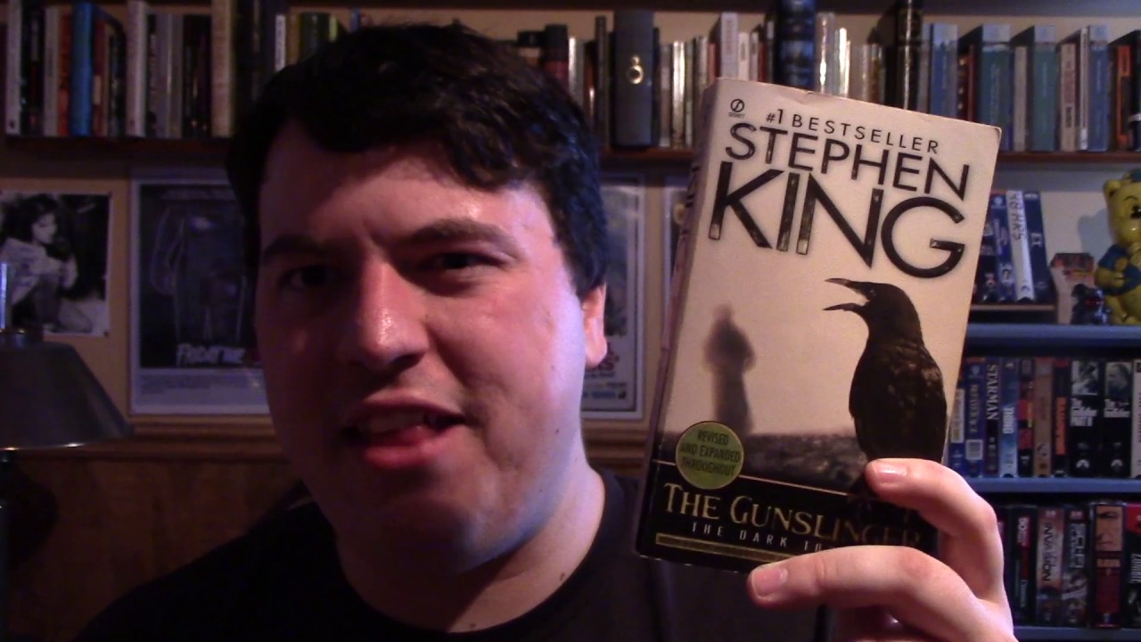 the dark tower the gunslinger book report Gunslinger dark tower 01 revised by stephen king available in mass market on powellscom, also read synopsis and reviews in the first book of this brilliant series.