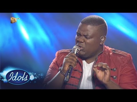 Top 10 Performance: Nothing ordinary about Lido's performance   Idols SA Season 13