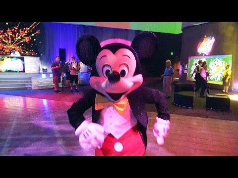 Club Disney - NEW Character Dance Party - Sunset Showcase - Disney's Hollywood Studios