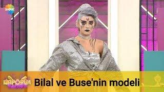 Bilal ve Buse'nin modeli | Fantastik-bilim kurgu konsepti (108.Bölüm)