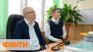 В 9 лет преподает: парень из Одессы стал самым молодым учителем Украины