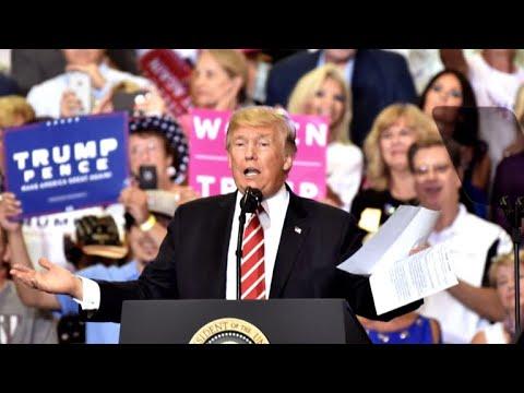 President delivers fiery, campaign-style speech in Phoenix