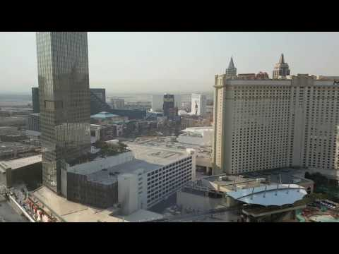Aria Hotel & Casino Las Vegas (Studio Panoramic Suite 29102) Room Tour 17th August 2016