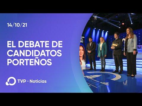 Lo que dejó el debate de candidatos porteños