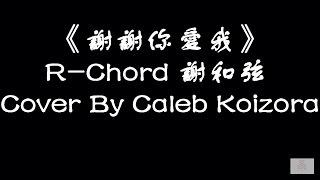 《謝謝你愛我》R-Chord謝和弦 Cover by Caleb Koizora