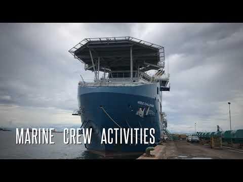 Marine crew Kreuz Challenger (Brunei Offshore)