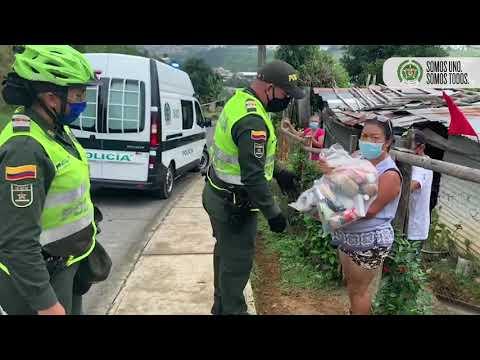 Policía continúa con su buena labor