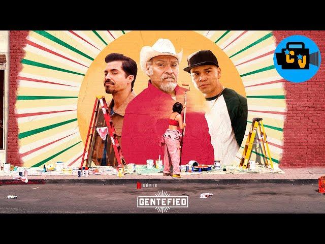 GENTEFIED  - (Trailer Legendado Portugal - Série Netflix)