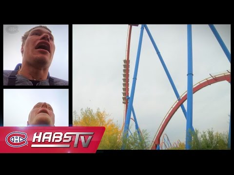 Montreal Canadiens ride a roller coaster
