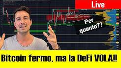 BITCOIN: Per quanto starà FERMO? | Compound (COMP) e DeFi FOMO | Analisi di Mercato
