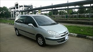 Review Peugeot 807 Thn 2003 (7 Seater)