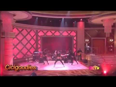 Ciara - Ride (Mo'Nique Show Live)