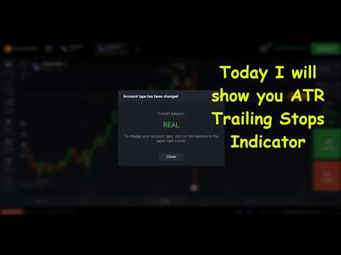 IQ Option ATR Indicator REAL Tradings