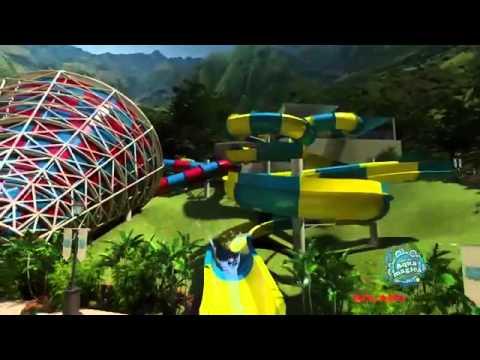 Aqua imagica superb rides!!