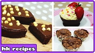 5 Irresistible Chocolate Treats | DIY Quick And Easy Recipes : Fun Food For Kids