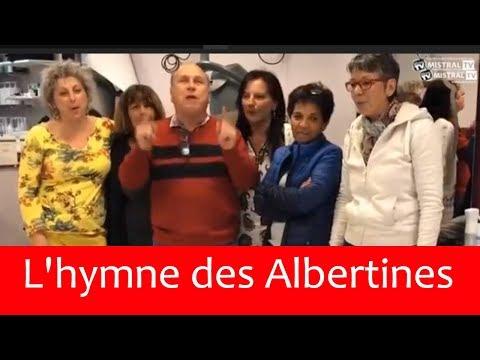L'hymne des Albertines
