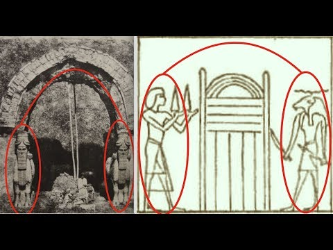 Incredible Discoveries in Egypt & Middle East - Multiple Stargate's Confirmed, Look!