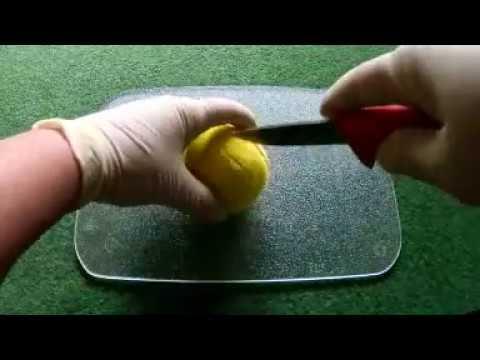 Trocknerball selber machen youtube