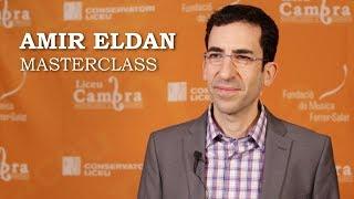 Masterclass amb Amir Eldan - Cicle Liceu Cambra