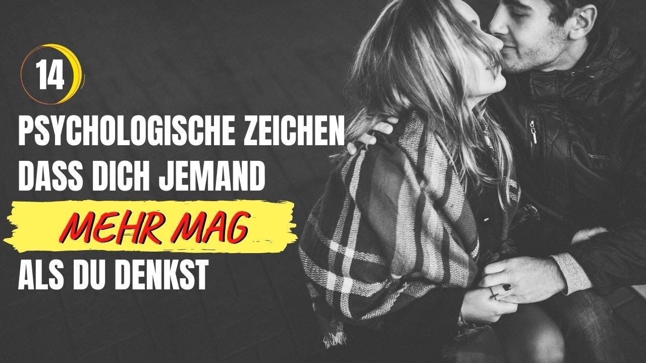 Download 14 psychologische Zeichen, dass dich jemand mag und zwar mehr als du denkst