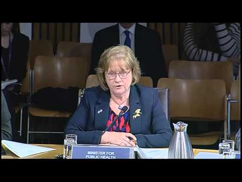 Health and Sport Committee - Scottish Parliament: 17th November 2015