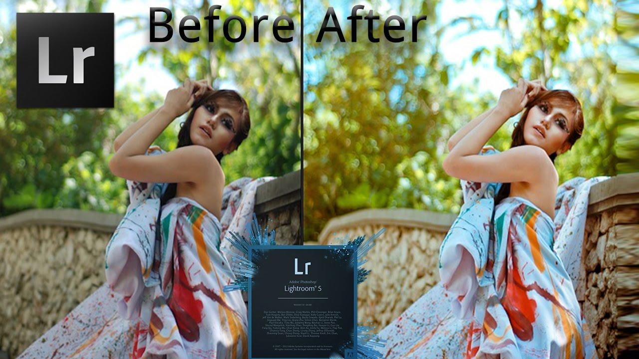 Adobe Lightroom full bangla tutoial | Lightroom color correction Tutorial For beginners 2017