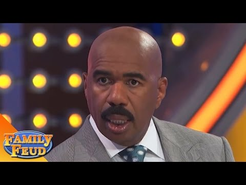 Thumbnail: Family Feud Fails Compilation | Family Feud Funny Moments