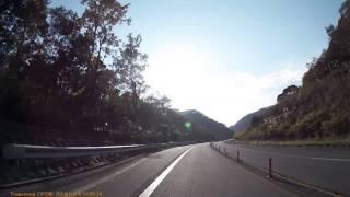 【HD車載動画】しまなみ海道 尾道入口~大浜PA