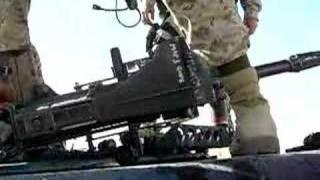 usmc mark 19 gunner almost dies