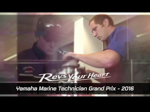 Yamaha Marine Technician Grand Prix 2016