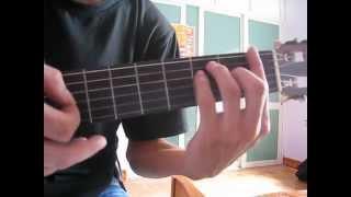 Cây và gió (Band Cát) - Hướng dẫn đệm guitar