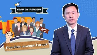 Year in review: Populism sweeps Europe
