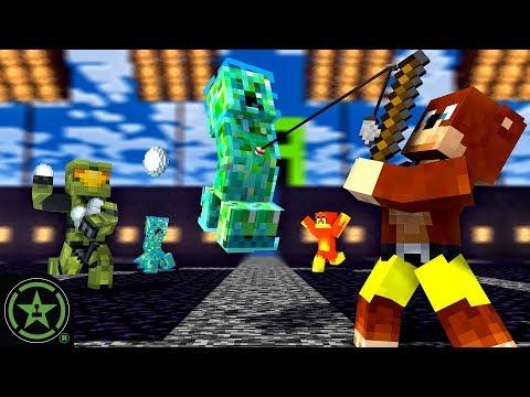 SUPER CREEPER SOCCER - Minecraft | Let's Play