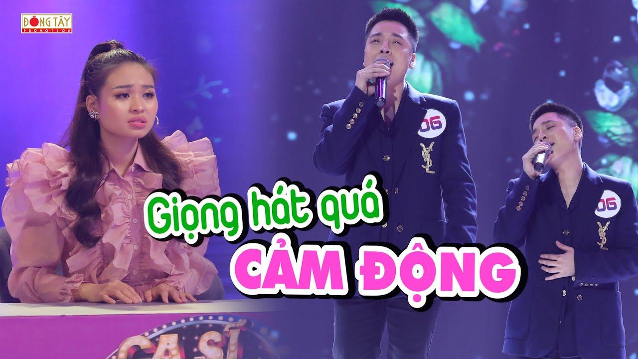 Lê Lộc RƠI NƯỚC MẮT trước giọng hát ĐẦY CẢM XÚC và niềm đam mê nghệ thuật của Dương Nguyễn | CSBA #4