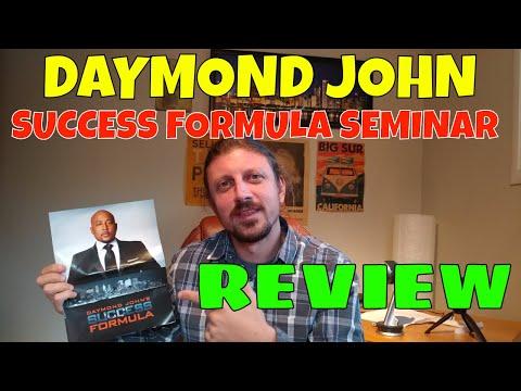 Daymond John Success Formula Seminar Review | Worthwhile or Scam? Mp3
