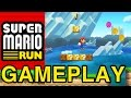 Super Mario Run World 1 Gameplay Playthrough!  (1080p iPad iPhone iOS )