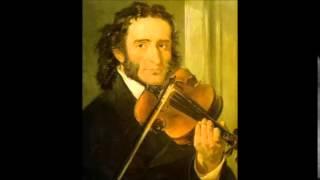 Nicolo Paganini - Capriccio XIII in Si bemol major